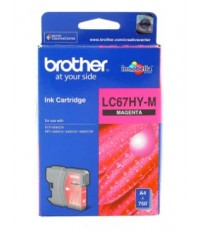BROTHER LC-67HY MAGENTA