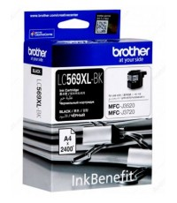 BROTHER LC-569XLBK