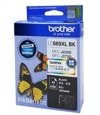BROTHER LC-669XLBK