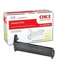 OKI DRUM-C5650Y