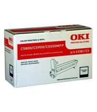 OKI DRUM-C5800BK