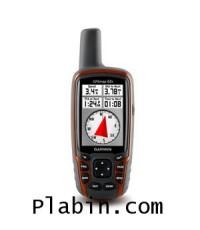 เครื่อง GPS ยี่ห้อ Garmin รุ่น GPSMAP 62s
