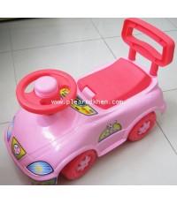 รถสปอร์ตคุณหนู 316 สีชมพู
