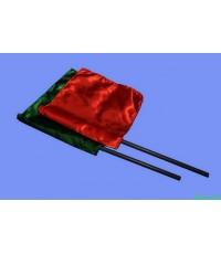 ธงโบก[Flag-Red,Green]