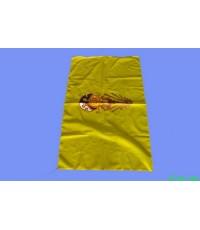 King\'s flag ธงมหาราช (ธงเฉลิมสีเหลือง)