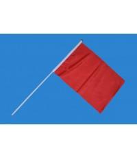 ธงโบกรถก้านพลาสติก