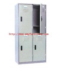 pmy8-6 ตู้ล็อคเกอร์ 4 บานประตู