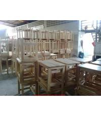 ส่งมอบโต๊ะเก้าอี้นักเรียนไม้ยางพารา ระดับมัธยม มหาวิทยาลัยราชภัฎสวนดุสิต ศูนย์หัวหิน