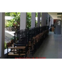 8-5-56 อีกมุมหนึ่ง ส่งเก้าอี้เลคเช่อร์ ก03. โรงเรียนเบญจมีน กรุงเทพฯ 380 ตัว