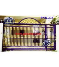 PNK.273 ประตู **ลายบรรพรต**