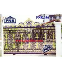 PNK.356 ประตู **ลายราชนาวี**