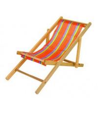 kkw13-6 เตียงชายหาดไม้