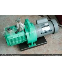 Vacuum pump ขนาด 0.4kW ยี่ห้อ Sato Vacuum (สินค้ามือสอง)//สินค้าขายแล้วค่ะ