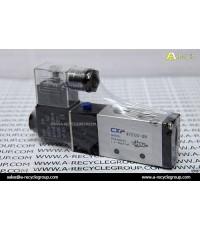Solenoid Valve MODEL:4V210-08,220VAC [CXF] (สินค้าใหม่)