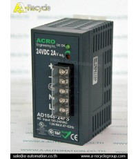 POWER SUPPLY ACRO MODEL:AD1048-24FS  (สินค้าใหม่)