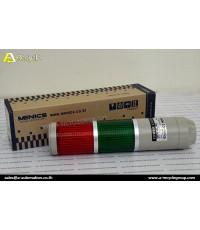 Tower Light Menics Model:MTC2AL-RG (สินค้าใหม่)
