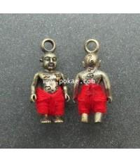 หุ่นพยนต์นารายณ์พร้อมลุย (กางเกงแดง) พระอาจารย์โอ พุทโธรักษา พุทธสถานวิหารพระธรรมราช จ.เพชรบูรณ์