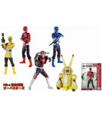 Buster Sentai HD Series Character Collection (4+)
