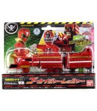 หุ่นโทคิวเจอร์ EX โกไคเจอร์ เรชชะ Ressha Gattai Series EX Gokaiger Ressher