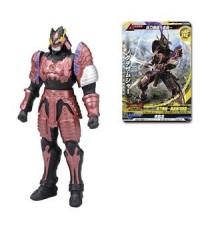 ซอฟสัตว์ประหลาดอุลตราแมน มอนสเตอร์ ฮันเตอร์ ซามูฉะ Ultraman Monster  Galaxy Hunters Nodachi Zamusha