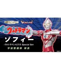 โมเดลอุลตราแอค โซฟี่ สเปเชี่ยล เซ็ท ลิมิเต็ด Ultra ACT Zoffy - Ultraman Mebius SP. set - * Limited T