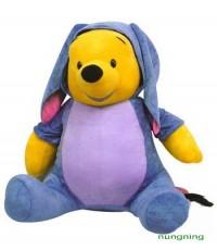 ตุ๊กตาหมีพูห์แต่งอิยอร์
