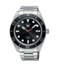 นาฬิกาผู้ชายไซโก้ SEIKO ระบบ automatic รุ่น SRPB91K สีขาว ทรงกลม ของแท้ประกัน 1 ปี