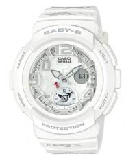 นาฬิกาผู้หญิง BABY-G รุ่นพิเศษ BGA-190KT-7B สีขาว