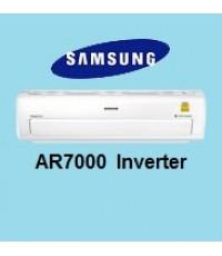 แอร์Samsung แอร์ซัมซุง AR7000 Inverter รุ่น AR13HVSDLWKNST แอร์ใหม่2014