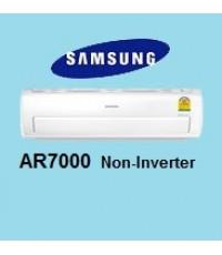 แอร์ Samsung แอร์ซัมซุง AR7000 Non Inverter รุ่น AR24HCSDQWKNST  แอร์ใหม่2014
