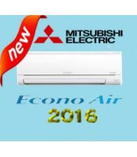 แอร์ Mitsubishi MS-GL18VF รุ่น ECONO  น้ำยาแอร์ R32 แอร์ใหม่ 2016