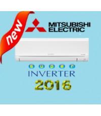 แอร์Mitsubishi MSY-GM09VF รุ่น Super Inverter แอร์ใหม่2016