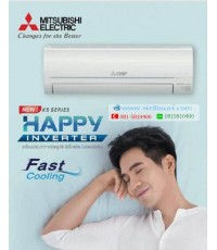 แอร์Mitsubishi Happy Inverter รุ่น MSY-KS09VF แอร์ใหม่ (2020) พร้อมติดตั้งฟรี