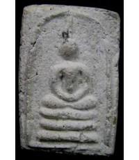 พระสมเด็จเกศมงคลรุ่นแรก ลพ.ฑูรย์ วัดโพธิ์นิมิตร (เนื้อจัด) -- [ขายแล้ว]