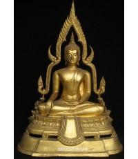 พระพุทธชินราชบูชา วัดพระศรีฯ