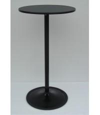 โต๊ะ บาร์ รุ่น T-20-H (TOP/PVCสีดำ)