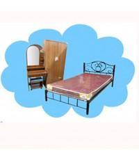 ชุดห้องนอน ZERO 3.5 ฟุต /BAYOUY