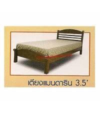 เตียงแมนดาริน 3.5 / 5 / 6 ฟุต TAkouN / TJyjuN / TOayuN