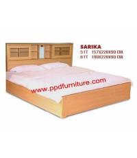 เตียงนอน 5ฟุต-6 ฟุต bed-sarika