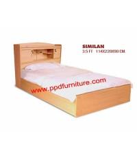 เตียงนอน 3.5 ฟุต bed-similan2