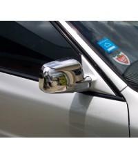 ลูกค้า Accord 94-97 นำรถมาติดครอบกระจก เสาประตู-โครเมี่ยมและมือจับประตูยกชุด