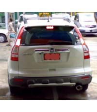 CRV 2008 ป้ายแดง มาติดกล้องมองหลังและจอ Zulex เฉพาะรุ่น