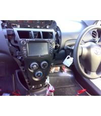 รถมี New Vios เข้ามาติดจอ Touch Screen