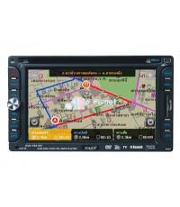 จอ Touch Screen 2Din รุ่นใหม่ล่าสุด DVD-651BT สำหรับรถทุกรุ่น