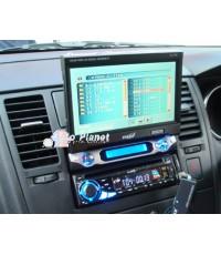 Nissan-Tida มาติดจอ TV ไฟฟ้า กับเครื่องเล่น DVD Zulex