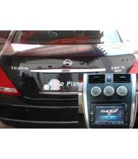 Nissan-Teana ติดจอ Touch Screen 2 Din พร้อมกล้องมองหลังฯ