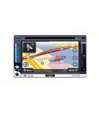 จอ2Din TouchScreen DVD-F657GP พร้อม GPS