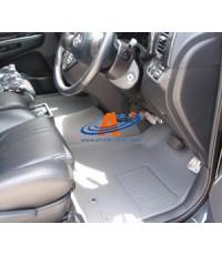 ถาดปูพื้นเข้ารูป Toyota-Wish ยี่ห้อ 3D กันน้ำ 100