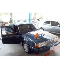ติดฟิลม์รถ Volvo 940 รอบคัน+บานหน้าเต็ม