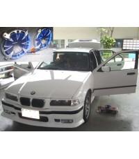BMW 318i ติดเครื่องเสียงชุดใหญ่